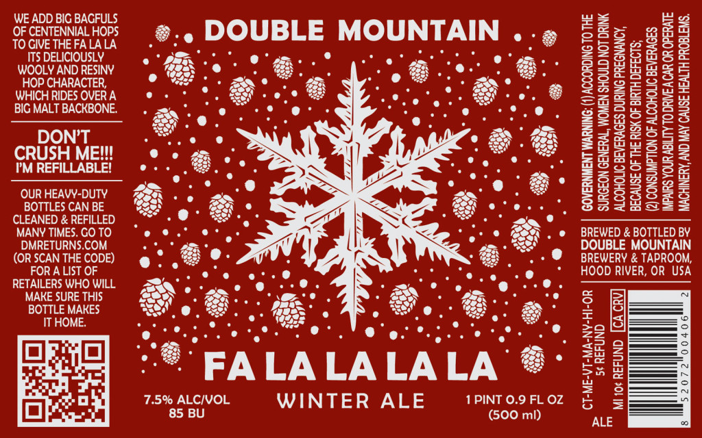 Double Mountain Winter Ale
