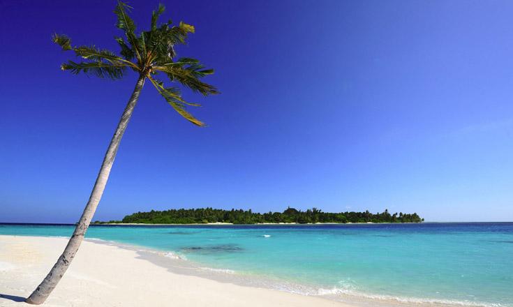 stranden-malediven
