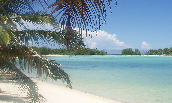 stranden-rarotonga