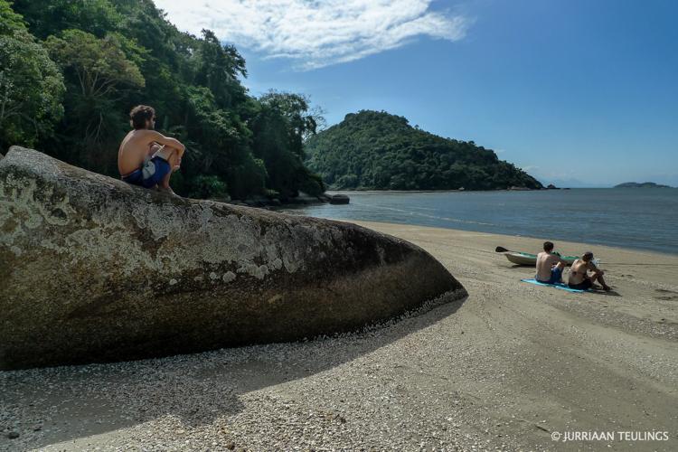 Paraty, Brazilië