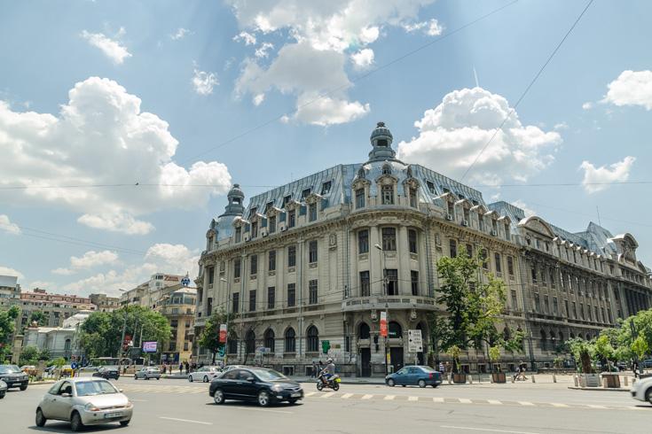 Stadsvliegvelden Boekarest