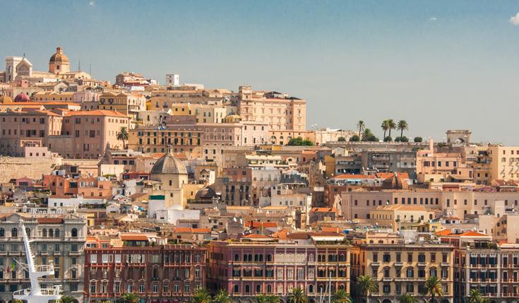 Stadsvliegvelden Cagliari