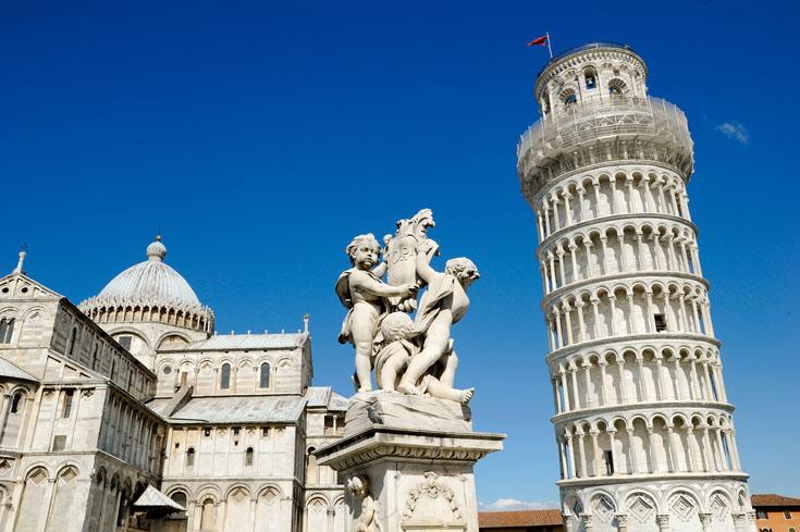 Stadsvliegvelden Pisa