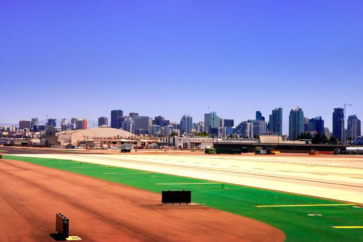 Stadsvliegvelden San Diego