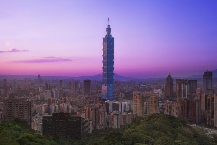 Stadsvliegvelden Taipei