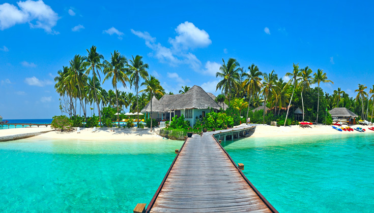 10 Best Tropical Beach Desktop Backgrounds Full Hd 1920: Blue Monday: De Mooiste Blauwe Zeeën