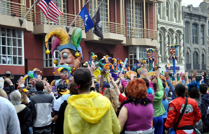Carnaval New Orleans