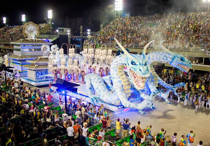 De Ultieme Bestemmingen om Carnaval te Vieren - Tix Travel Blog