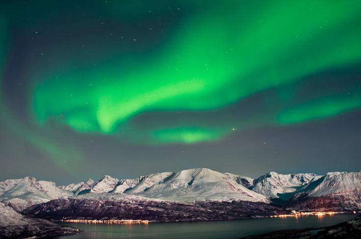 Poollicht Spotten: De Beste Plekken Voor Het Noorderlicht