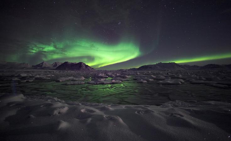 Het Noorderlicht (Aurora Borealis)