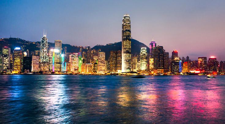 4 - Central, Hong Kong