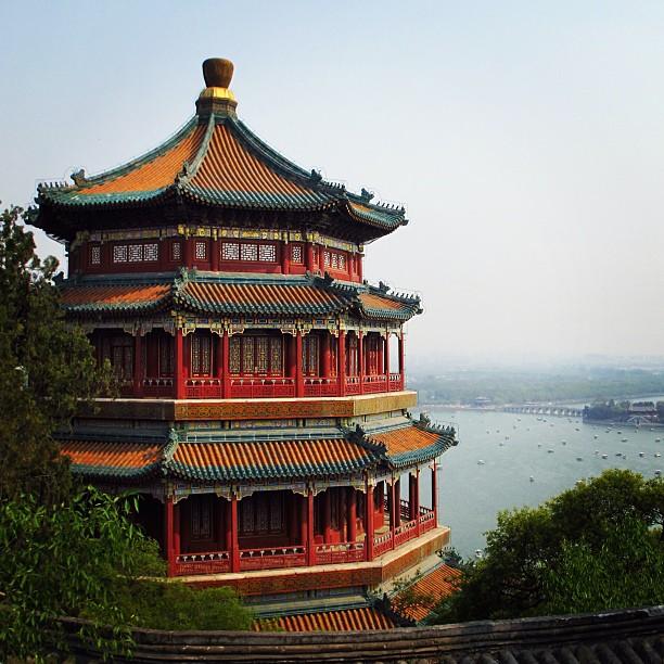 Zomerpaleis, Peking