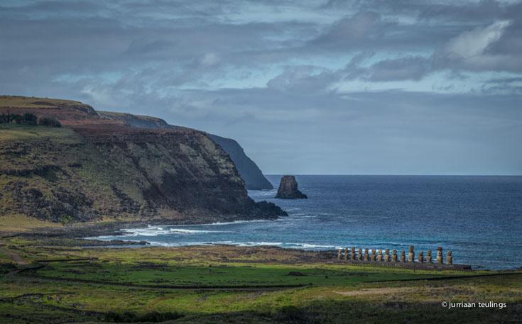 Paaseiland het meest mysterieuze eiland op aarde - In het midden eiland grootte ...