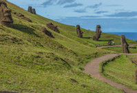 Het meest mysterieuze eiland op aarde