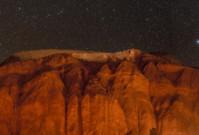 Intergalactische vakantiepret: 4 stukjes Mars op Aarde
