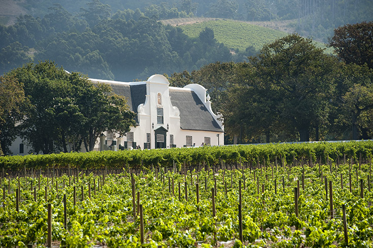 Groot Constantia, Constantia Valley, Cape Town, South Africa