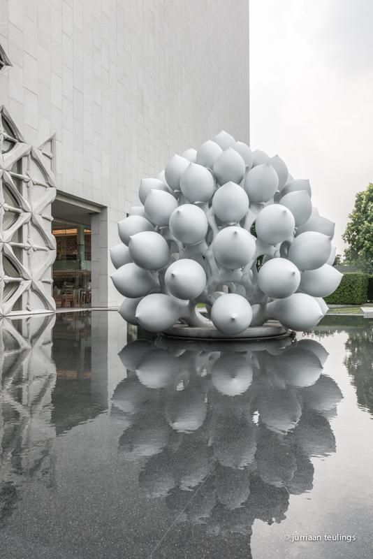 MOCA (Museum of Contemporary Art) in Bangkok, Thailand