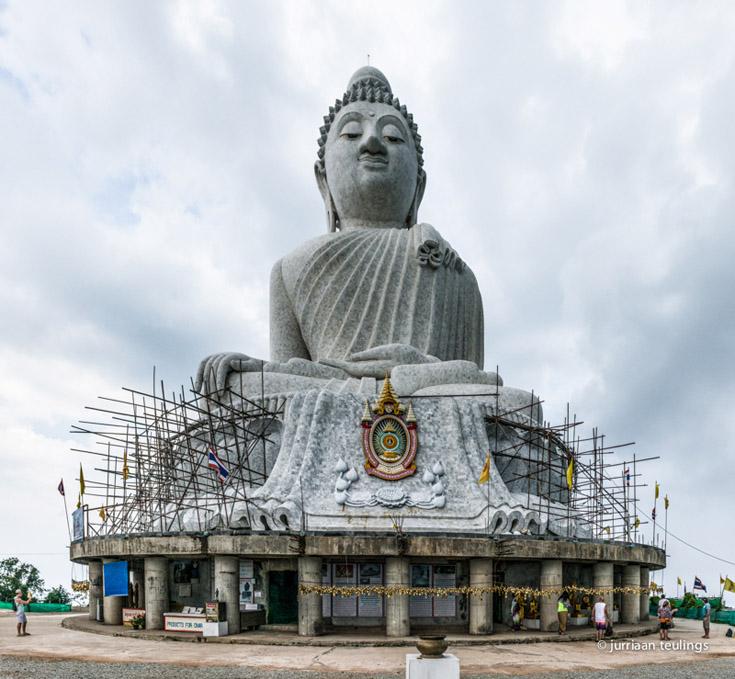 Big Buddha op Phuket, Thailand
