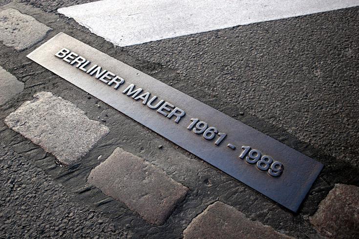 berlijn muur gedenkteken