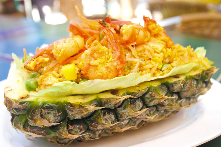 garnalen-ananas-thailand