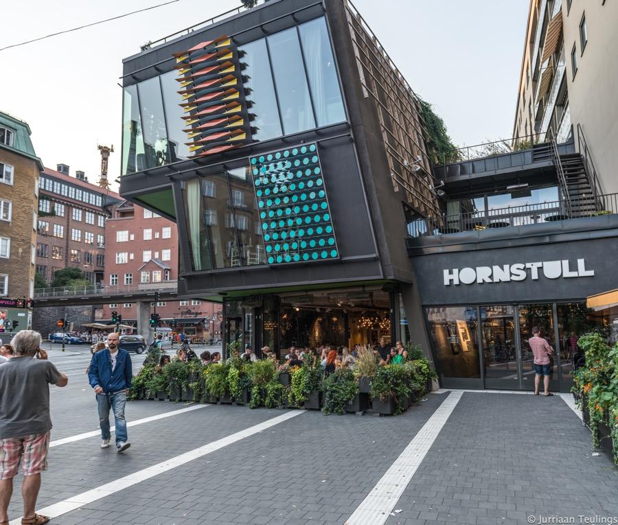 Metrostation Hornstull, Stockholm