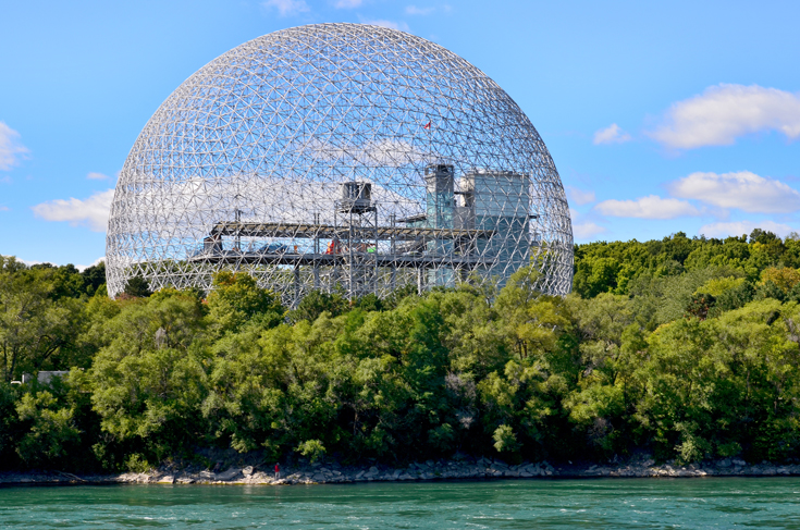 Tix Biosphere Montreal