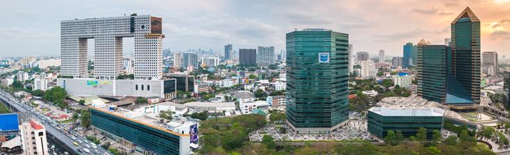 Tix Elephant Building Bangkok