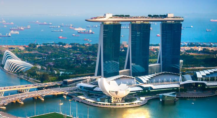 Tix Marina Bay Sands Singapore