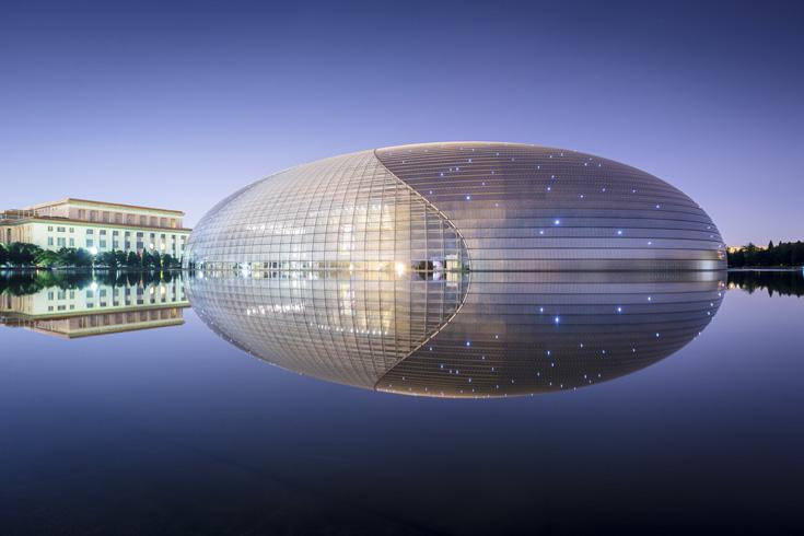 Tix Nationaal Theater Peking