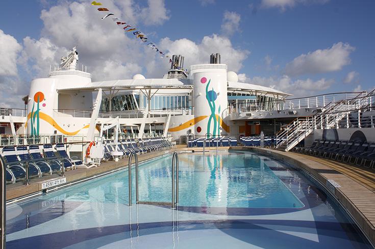 En als je een cruise hebt geboekt op basis van deze foto...