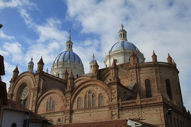 De Kathedraal van Cuenca