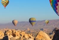 Alles is mooier vanuit een luchtballon