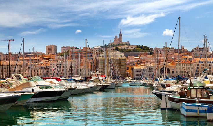 Marseille haven