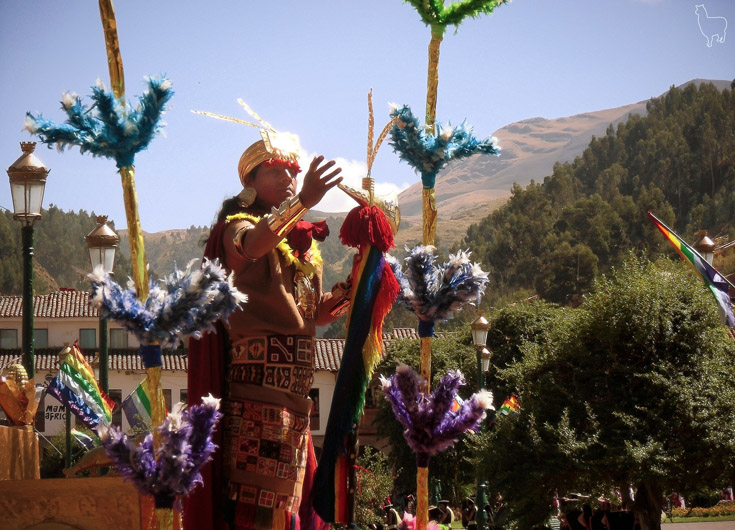 Inti Raymi - ©  Carlos Díaz / Flickr.com