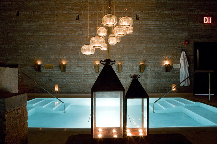 Zen in New York: Aire Ancient Baths