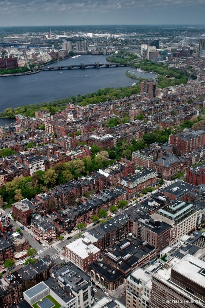 Panorama Boston, Massachusetts