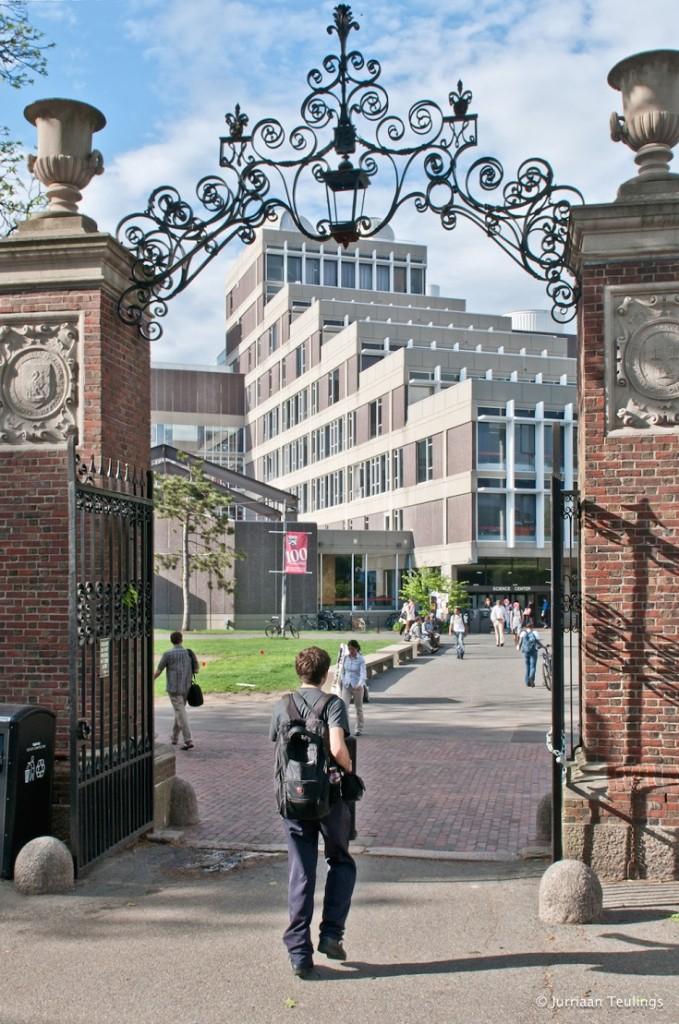 Harvard University in Boston, Massachusetts