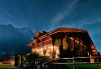 Nazomeren tussen Zwitserse reuzen
