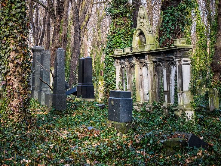 BerlijnBlog Tix Blog - Joodsde begraafplaats