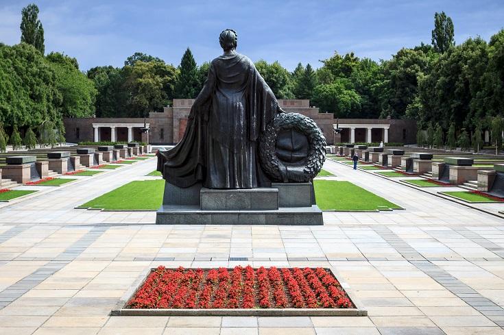 BerlijnBlog Tix Blog - Russisch monument Pankow