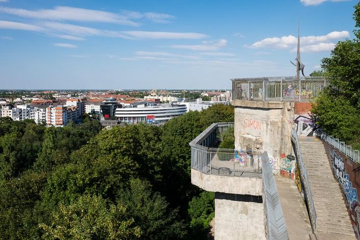 BerlijnBlog Tix Volkspark Humboldthain