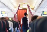 Zakelijke reiziger vliegt weer business class