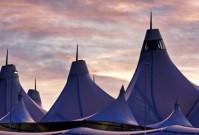 Acht opmerkelijke vliegvelden