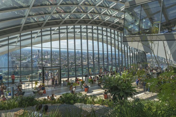 Londen-Sky-Garden
