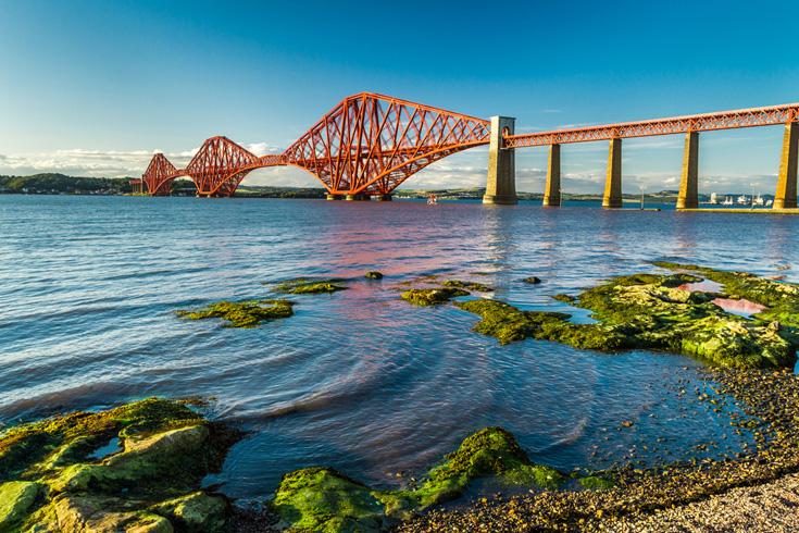 Forth Bridge, Schotland