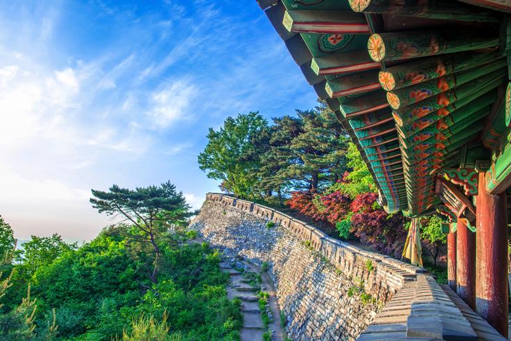 Namhansanseong, Korea