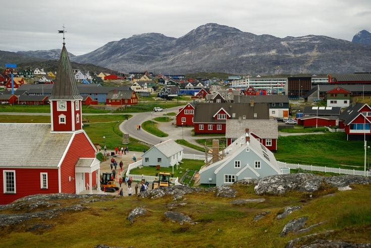 Groenland Nuuk