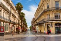 Kunst, speelgoed en toetjes in Montpellier