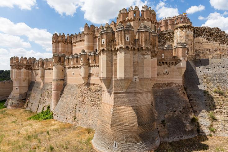 10 Castillo de Coca