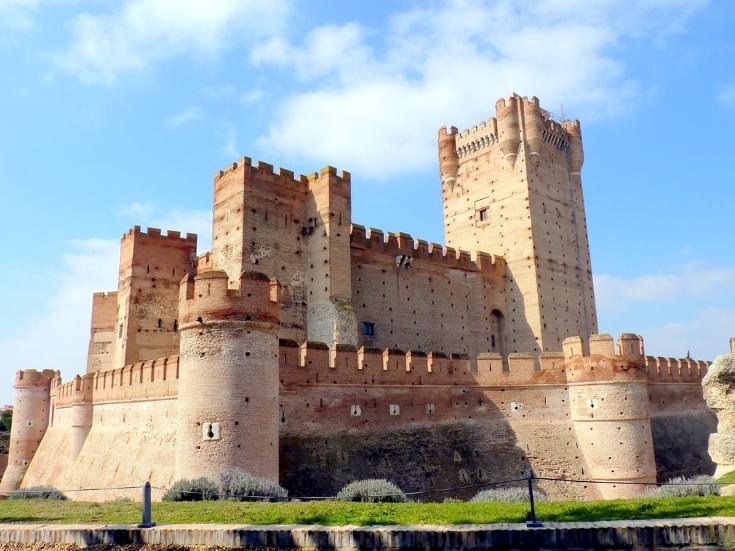 14 Castillo de La Mota